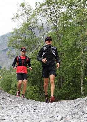 Trailrunning Achensee