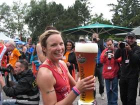 Triathlon Ingolstadt Gewinnerin Rebekka Essmüller