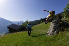 Wanderwege im Zillertal