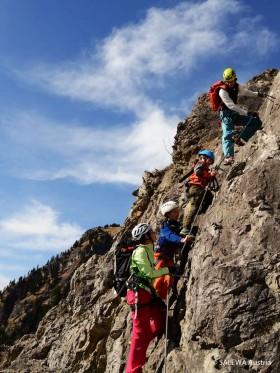 Oetztal Klettersteig