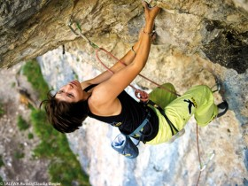 Klettern lernen am Fels