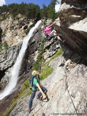 Klettersteig Oetztal