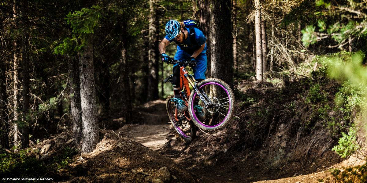 Mountainbike-Zillertal-Singletrail