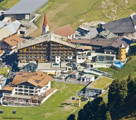 Hotel Edelweiss & Gurgl im Ötztal
