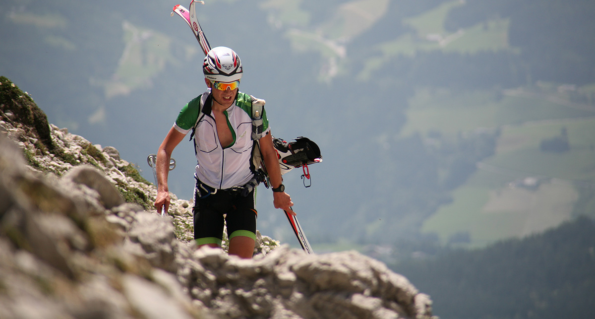 Mountain Triathlon am Dachstein