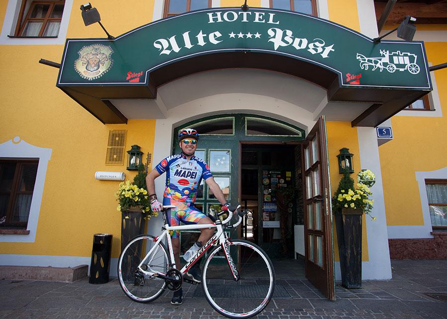 Rennradtouren In Salzburg Das Hotel Alte Post Als Ausgangspunkt