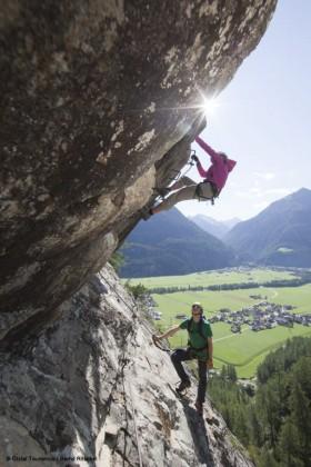 Lehner Klettersteig