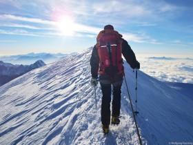 Wolfgang Fasching Mont Blanc