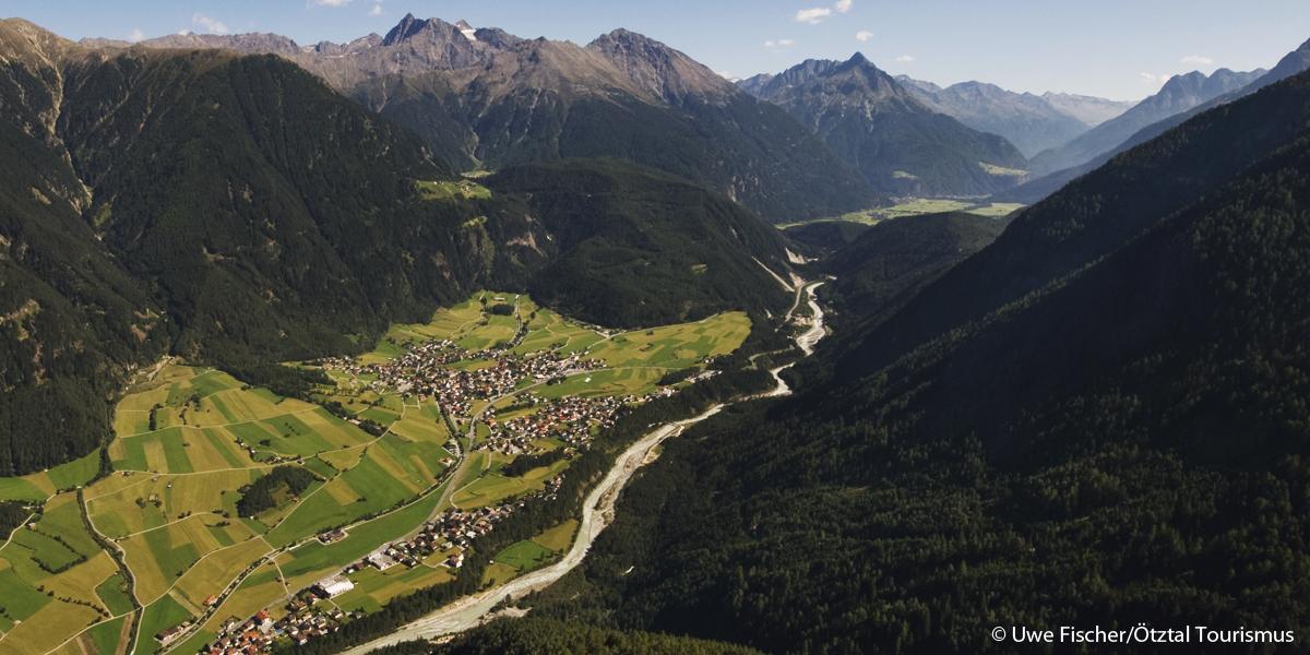 Oetztal-Trek-Tirol