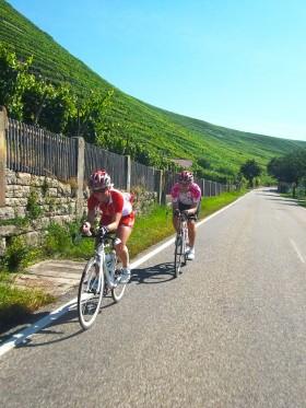 Radfahren bei Bea Bauer