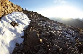 Bergsteigen in Obergurgl