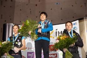 Platz 3 für Johanna Ernst