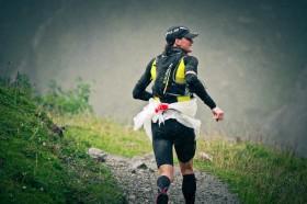 Trailrunner Meex beim Karwendelmarsch 2012