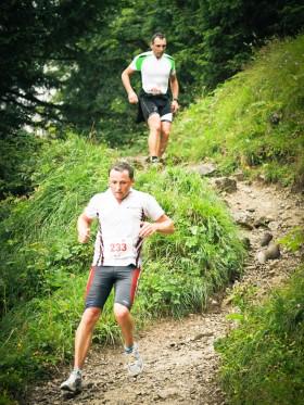 Karwendelmarsch 2012 Laufklasse