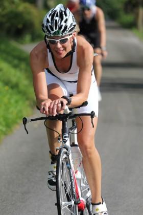Radstrecke des Triathlon Zell am See