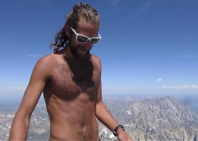 Trailrunner Anton Krupicka
