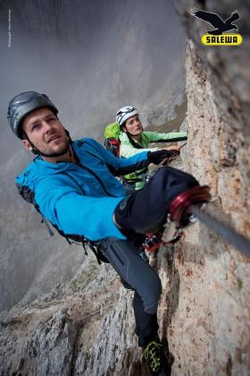 Klettersteige im Berchtesgadenerland