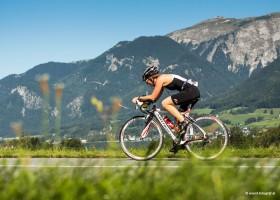 Wolfgangsee Challenge Radstrecke
