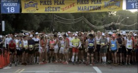 Salomon Running Team beim Pikes Peak Marathon