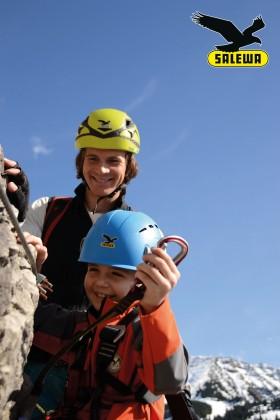 SALEWA Klettersteigschule in Berchtesgaden