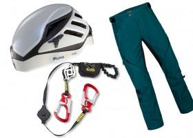 Klettersteigausrüstung von SALEWA