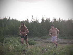 Klian Jornet und Anton Krupicka