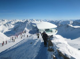 Pitztaler Gletscher Wildspitzenbahn