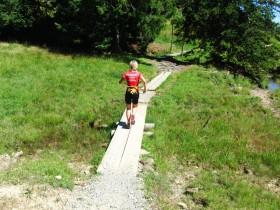 Lauftraining Triathlon
