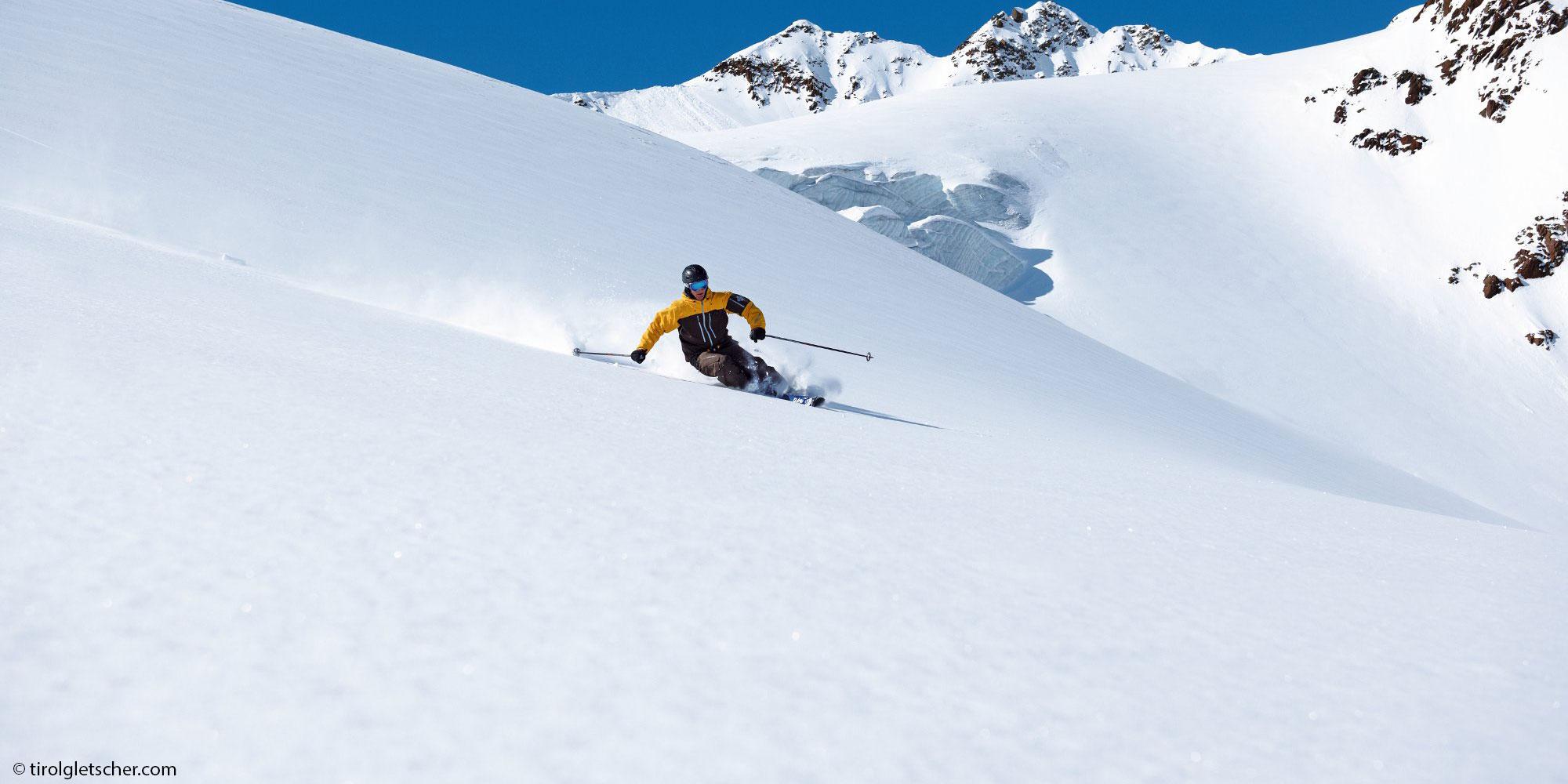 Pitztaler-Gletscher-Freeride