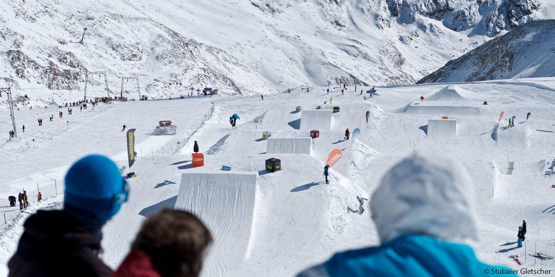 Stubaier-Gletscher-Snowpark