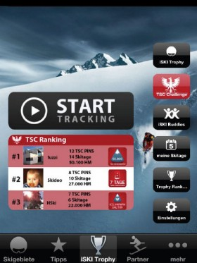 tracking tirol snow card challenge