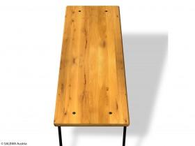 Boulder Tisch Design