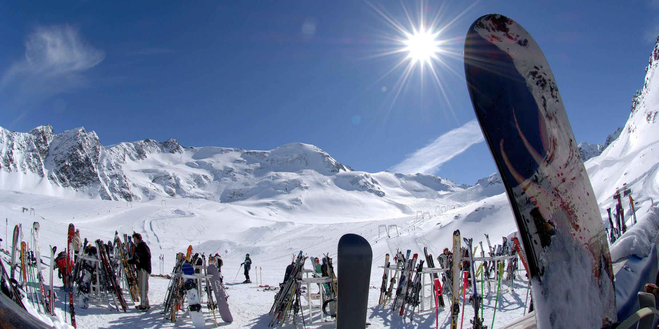 Gletscher Opening Tirol