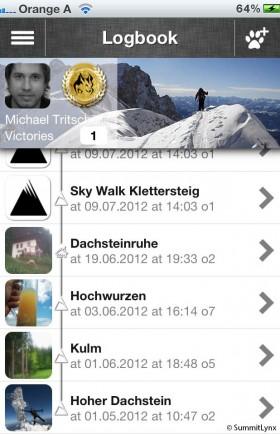 Handy wandern app