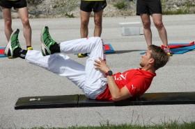 Florian Apler Trainingscamp