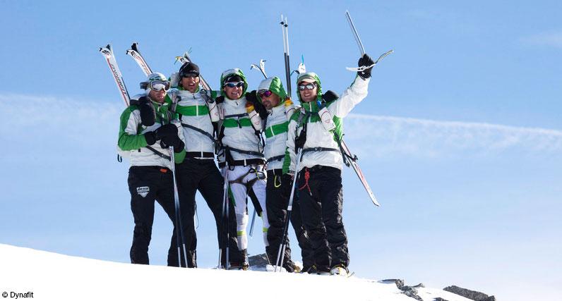 Alpen Skitour Boom