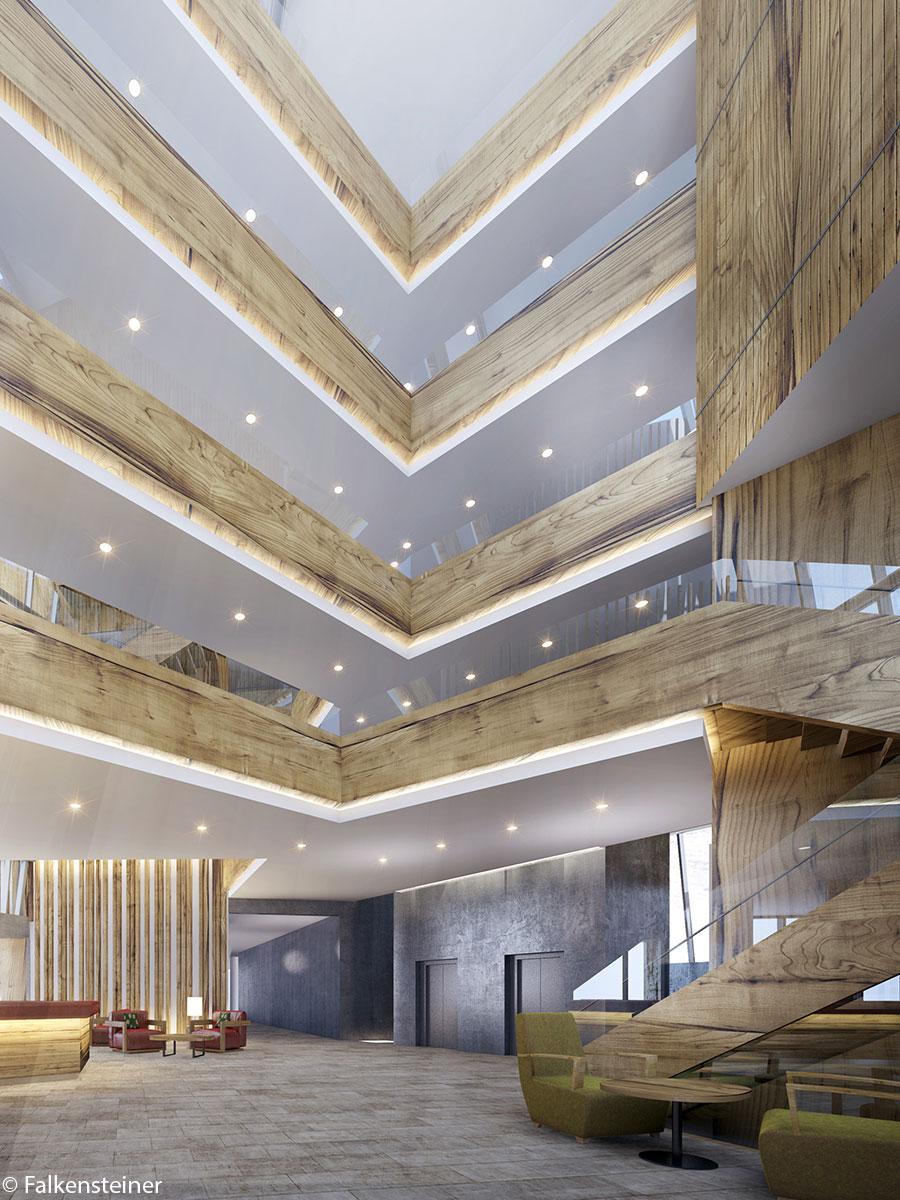 Neues Falkensteiner Hotel Schladming: Ab Ski WM 2013 geöffnet