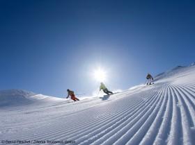 Tirol Skigebiet Hochfuegen