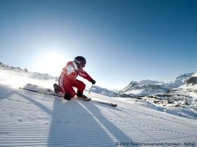 Tirol Ischgl Skifahren