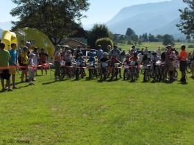 Kinderrennen Zwölferhorn Mountainbike