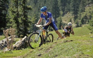 Cross Triathlon am Wolfgangsee