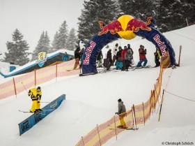 Slopestyle Mayrhofen 2013