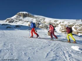 Skitour Großvenediger Salzburg