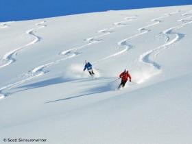 Skitour in Salzburg