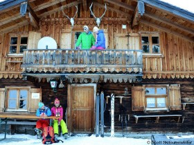 Scott Skitourenwinter Alm
