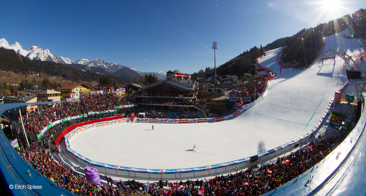 Alpine SkI WM in Schladming 2013
