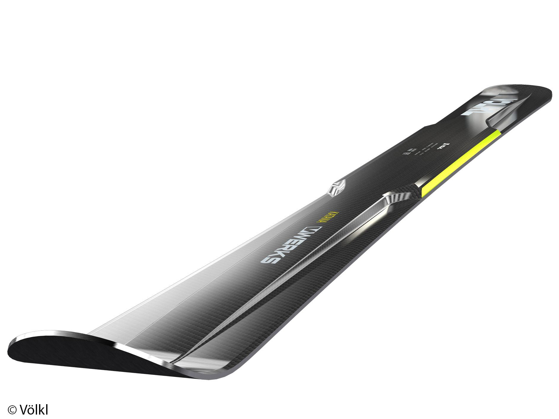 Ski ausrüstung auf high end niveau völkl v werks katana