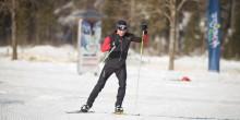 Langlaufen - Skating Technik