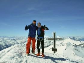 Skitourengehen mit Andreas Goldberger