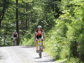Radstrecke Mountain Triathlon